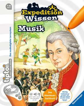 tiptoi® Musik Kinderbücher;tiptoi® - Bild 1 - Ravensburger