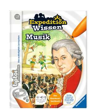 tiptoi® Musik Kinderbücher;tiptoi® - Bild 2 - Ravensburger