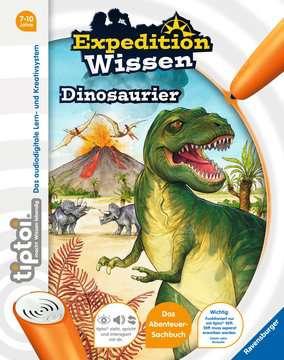 55399 tiptoi® tiptoi® Dinosaurier von Ravensburger 1