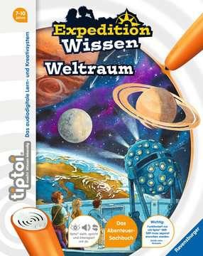 55401 tiptoi® tiptoi® Weltraum von Ravensburger 1