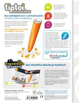 tiptoi® Weltraum Kinderbücher;tiptoi® - Bild 3 - Ravensburger