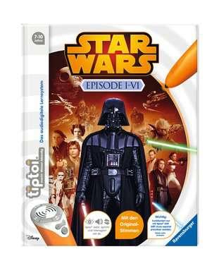 tiptoi® Star Wars™ Episode I-VI Kinderbücher;tiptoi® - Bild 2 - Ravensburger