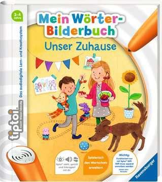 55405 tiptoi® tiptoi® Mein Wörter-Bilderbuch: Unser Zuhause von Ravensburger 2