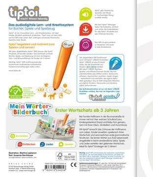 tiptoi® Mein Wörter-Bilderbuch: Unser Zuhause Kinderbücher;tiptoi® - Bild 3 - Ravensburger