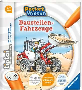 55406 tiptoi® tiptoi® Baustellen-Fahrzeuge von Ravensburger 1