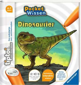 55407 tiptoi® tiptoi® Dinosaurier von Ravensburger 2