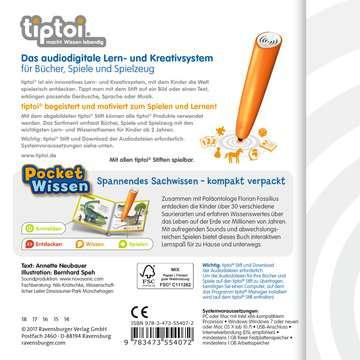 55407 tiptoi® tiptoi® Dinosaurier von Ravensburger 3