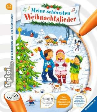 55410 tiptoi® tiptoi® Meine schönsten Weihnachtslieder von Ravensburger 1