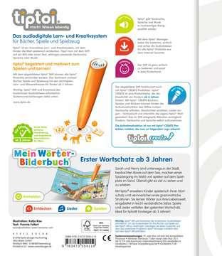 55411 tiptoi® tiptoi® Mein Wörter-Bilderbuch Unterwegs von Ravensburger 3