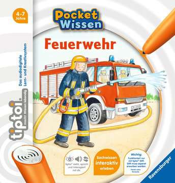 55413 tiptoi® tiptoi® Feuerwehr von Ravensburger 1