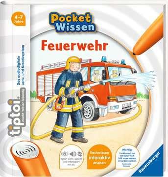 55413 tiptoi® tiptoi® Feuerwehr von Ravensburger 2