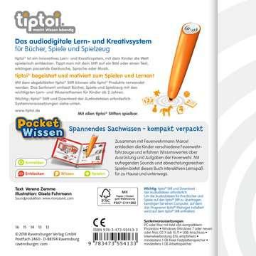 tiptoi® Feuerwehr Kinderbücher;tiptoi® - Bild 3 - Ravensburger