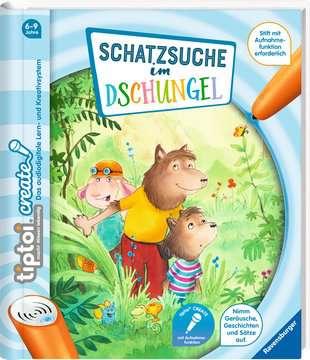 55415 tiptoi® tiptoi® CREATE Schatzsuche im Dschungel von Ravensburger 2