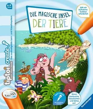 55416 tiptoi® tiptoi® CREATE Die magische Insel der Tiere von Ravensburger 1