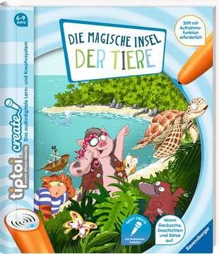 55416 tiptoi® tiptoi® CREATE Die magische Insel der Tiere von Ravensburger 2