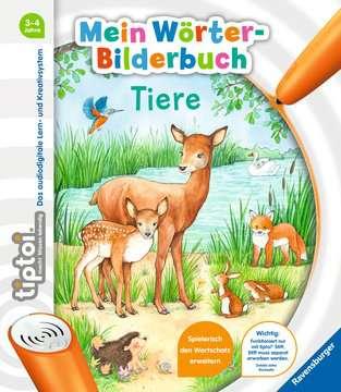 55419 tiptoi® tiptoi® Mein Wörter-Bilderbuch Tiere von Ravensburger 1