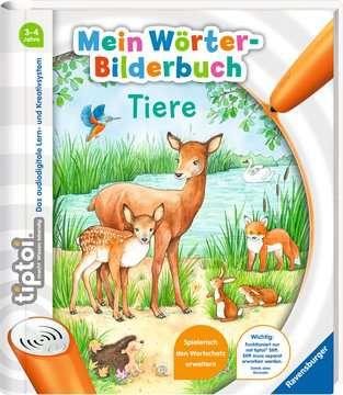 55419 tiptoi® tiptoi® Mein Wörter-Bilderbuch Tiere von Ravensburger 2