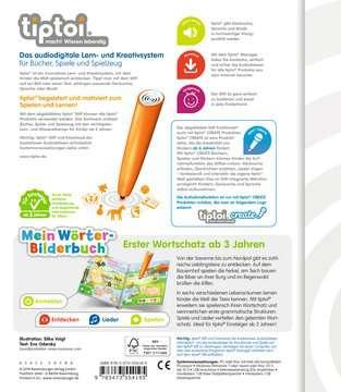 tiptoi® Mein Wörter-Bilderbuch Tiere Kinderbücher;tiptoi® - Bild 3 - Ravensburger