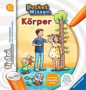 tiptoi® Körper Kinderbücher;tiptoi® - Bild 1 - Ravensburger