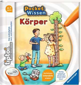 tiptoi® Körper Kinderbücher;tiptoi® - Bild 2 - Ravensburger