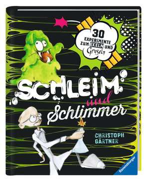 55430 Kindersachbücher Schleim und Schlimmer von Ravensburger 2