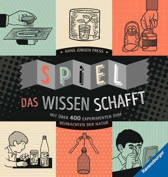 Spiel, das Wissen schafft Kinderbücher;Kindersachbücher - Bild 1 - Ravensburger