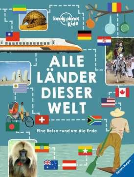 55442 Kindersachbücher Alle Länder dieser Welt von Ravensburger 1