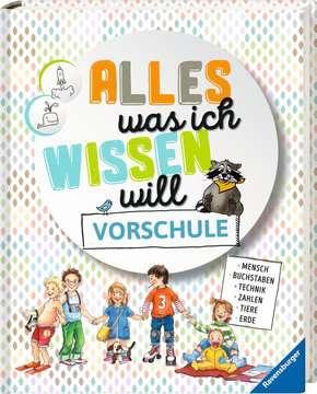 Alles was ich wissen will Vorschule Kinderbücher;Kindersachbücher - Bild 2 - Ravensburger