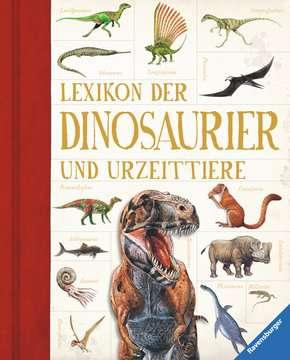 55446 Kindersachbücher Lexikon der Dinosaurier und Urzeittiere von Ravensburger 1