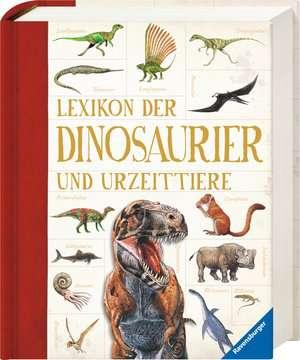 55446 Kindersachbücher Lexikon der Dinosaurier und Urzeittiere von Ravensburger 2