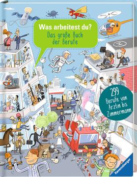 Was arbeitest du? Bücher;Kindersachbücher - Bild 2 - Ravensburger