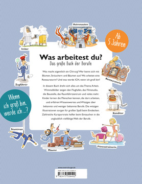 Was arbeitest du? Bücher;Kindersachbücher - Bild 3 - Ravensburger