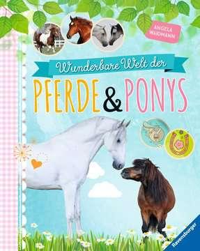 55452 Kindersachbücher Wunderbare Welt der Pferde und Ponys von Ravensburger 1