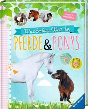 Wunderbare Welt der Pferde und Ponys Kinderbücher;Kindersachbücher - Bild 2 - Ravensburger