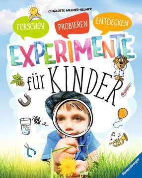 Experimente für Kinder Kinderbücher;Kindersachbücher - Bild 1 - Ravensburger