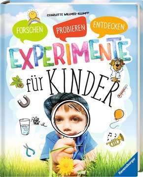 55453 Kindersachbücher Experimente für Kinder von Ravensburger 2