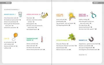 55453 Kindersachbücher Experimente für Kinder von Ravensburger 5