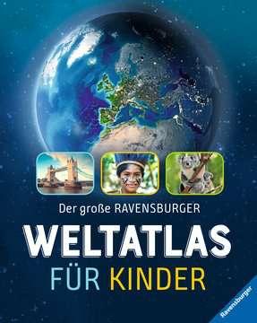 Der große Ravensburger Weltatlas für Kinder Kinderbücher;Kindersachbücher - Bild 1 - Ravensburger
