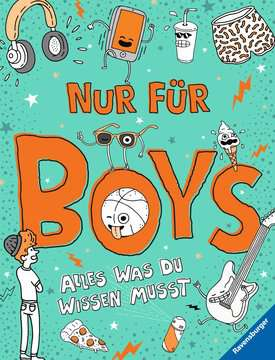 Nur für Boys - Alles was du wissen musst Kinderbücher;Kindersachbücher - Bild 1 - Ravensburger