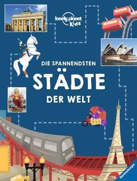 55457 Kindersachbücher Die spannendsten Städte der Welt von Ravensburger 1