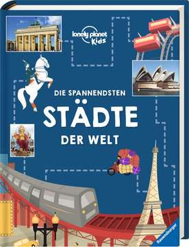55457 Kindersachbücher Die spannendsten Städte der Welt von Ravensburger 2