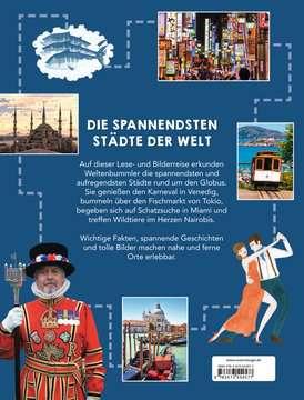 55457 Kindersachbücher Die spannendsten Städte der Welt von Ravensburger 3