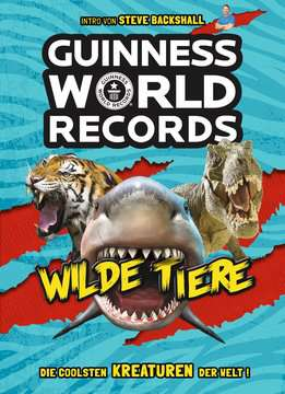 55462 Kindersachbücher Guinness World Records Wilde Tiere von Ravensburger 1