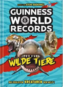 Guinness World Records Wilde Tiere Kinderbücher;Kindersachbücher - Bild 2 - Ravensburger