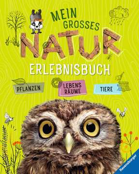 55463 Kindersachbücher Mein großes Natur-Erlebnisbuch von Ravensburger 1
