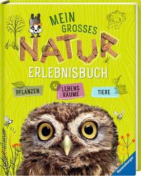 55463 Kindersachbücher Mein großes Natur-Erlebnisbuch von Ravensburger 2