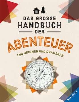 55464 Kindersachbücher Das große Handbuch der Abenteuer von Ravensburger 1