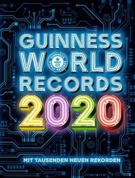 55467 Kindersachbücher Guinness World Records 2020 von Ravensburger 1