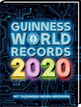 55467 Kindersachbücher Guinness World Records 2020 von Ravensburger 2
