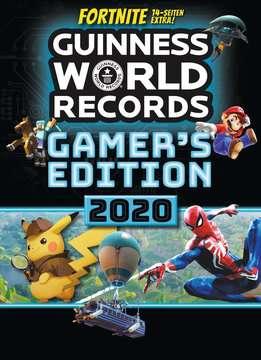 Guinness World Records Gamer s Edition 2020 Kinderbücher;Kindersachbücher - Bild 1 - Ravensburger